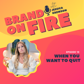 Episode 10: When You Want to Quit