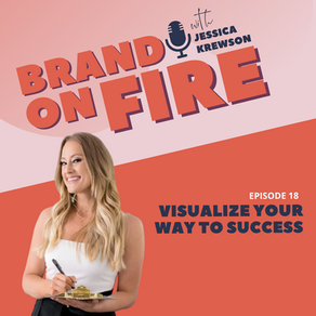 Episode 18: Visualize Your Way to Success