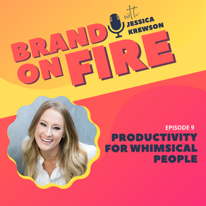 Episode 9:  Productivity for Whimsical People