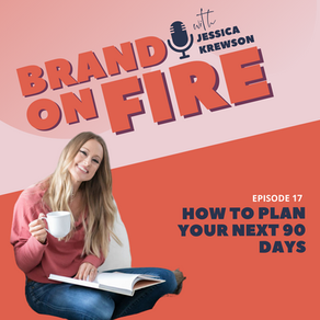 Episode 17: How to Plan Your Next 90 Days