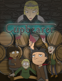 Cupbearer Table Read Poster
