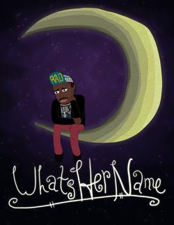 Whatshername Poster