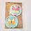 Thumbnail: Butterfly butterflie car coasters sandstone car cup holder spring summer vehicle