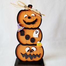 Boo Halloween Pumpkins
