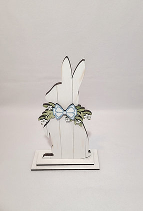 Standing Easter Bunny home decor