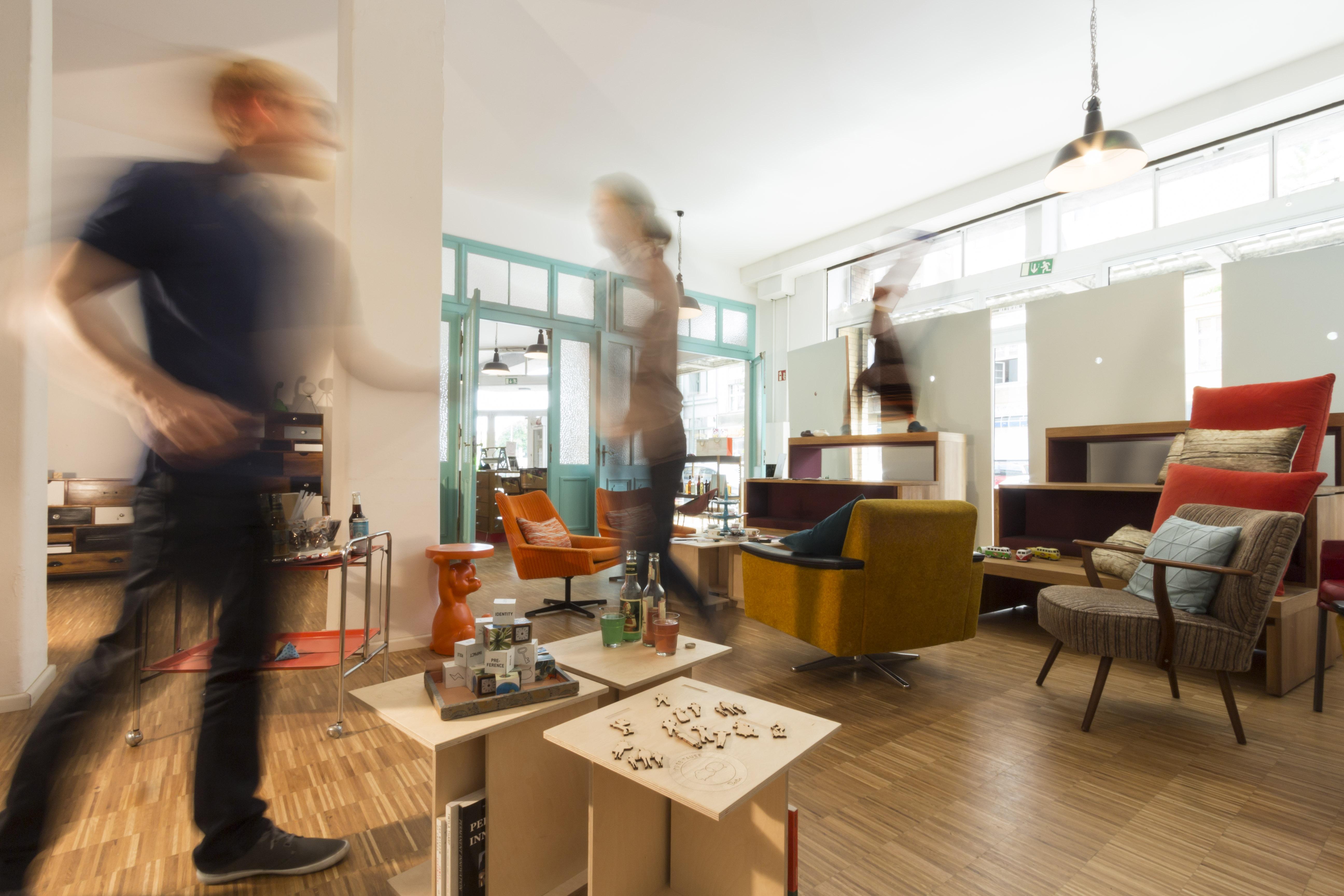 Pure pause berlin kreativen workshopraum seminarraum mieten for Raumgestaltung ideen buro