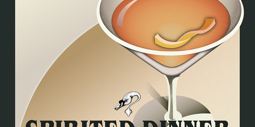 Spirited Dinner Series: Sipsmith Gin