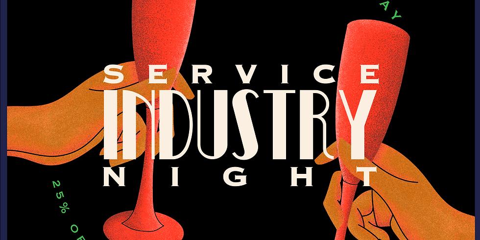 Service Industry Night