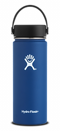 Blue Hydro Flask with Shadow.png