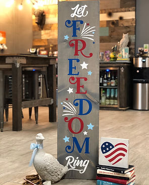 #875 Let Freedom Ring Porch 12x48.JPG