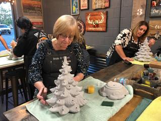 Ceramic Tree Workshop