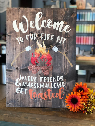#501 Fire Pit
