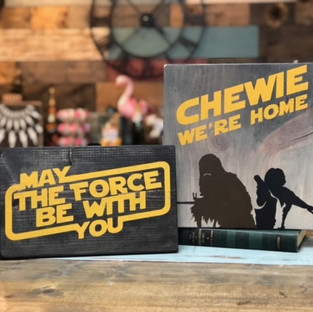 Force, Chewie