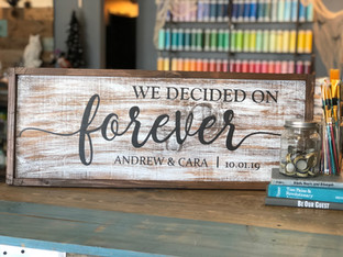 #2702 Decided Forever Framed 13x32.JPG