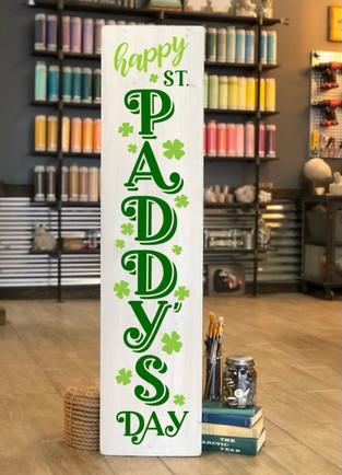 #825 Happy St. Paddys Porch.JPG
