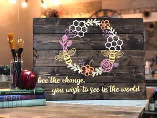 #1101 Bee Wreath 18x24.JPG