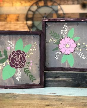 #601 Flower Framed Pair.JPG