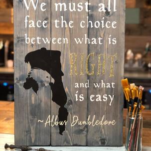 Face The Choice