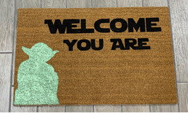 Welcome You Are Doormat