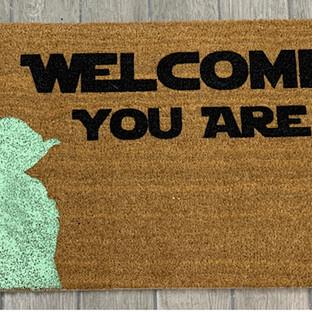Welcome You Are Doormat