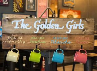 Golden Girls Mug Hooks