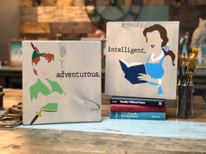Adventurous, Intelligent
