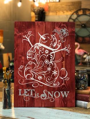 #2283 Frosty Let It Snow.JPG
