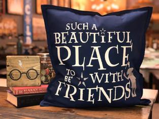 Beautiful Place Pillow