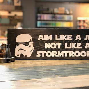 Aim Like A Jedi