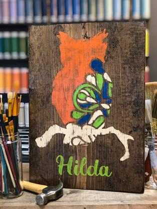 #1202 Mandala Owl 12x16.JPG