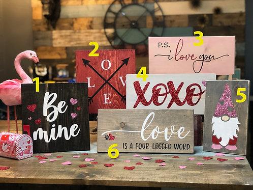Valentine's Express ToGo Take & Make