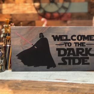 Dark Side Cape
