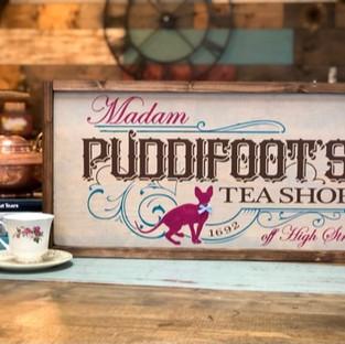 Puddifoots Framed