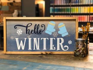 #2275 Hello Winter Framed 13x32.jpg