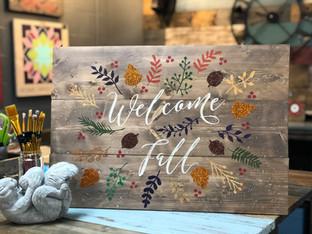 #2253 Welcome Fall Leaves 18x24.JPG