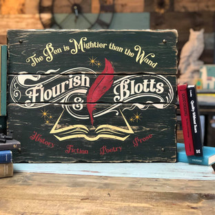 Flourish & Blotts