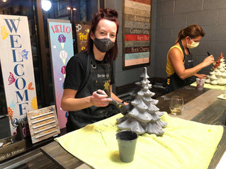 Ceramic Trees Workshop