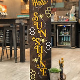 #6027 Hello Sunshine Bee Porch12x48.JPG