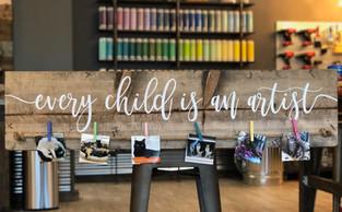 #1305 Every Child Artist