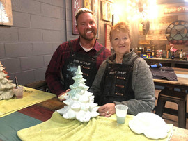 Ceramic Tree Workshop