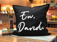 SC Ew David Pillow