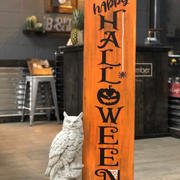 #900 Happy Halloween Bats Porch 12x48.JP