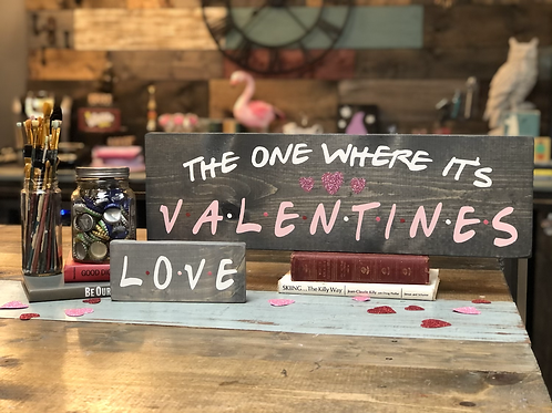 The One Where It's Valentines Set