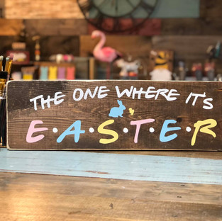 The One Where It's Easter