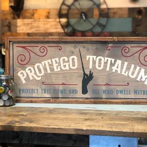 Protege Totalum Framed
