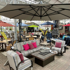 We Pay The Sales Tax on Patio Purchase over $1000!