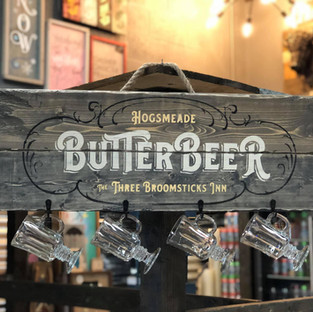 Butter Beer Hanger