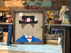 Framed Mary Poppins