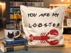 Lobster Pillow