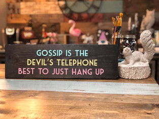 Gossip Telephone Express